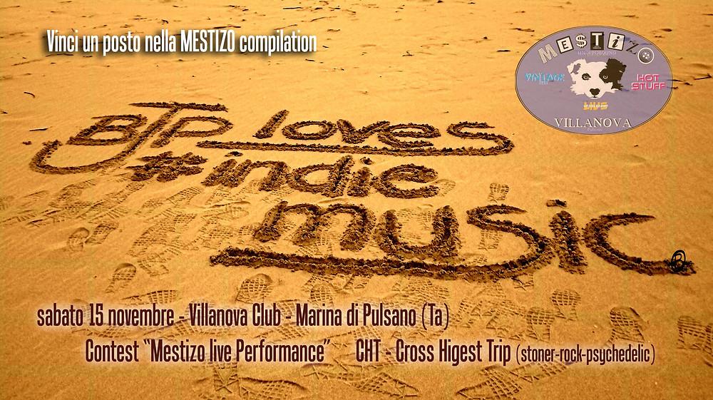 Mestizo Live Contest Band Cantanti Emergenti Produzione