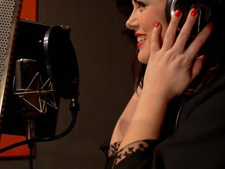 """Gabriella Guida, giornate di registrazione all'Avalon Studio con il suo brano """"Fa lo stesso"""""""