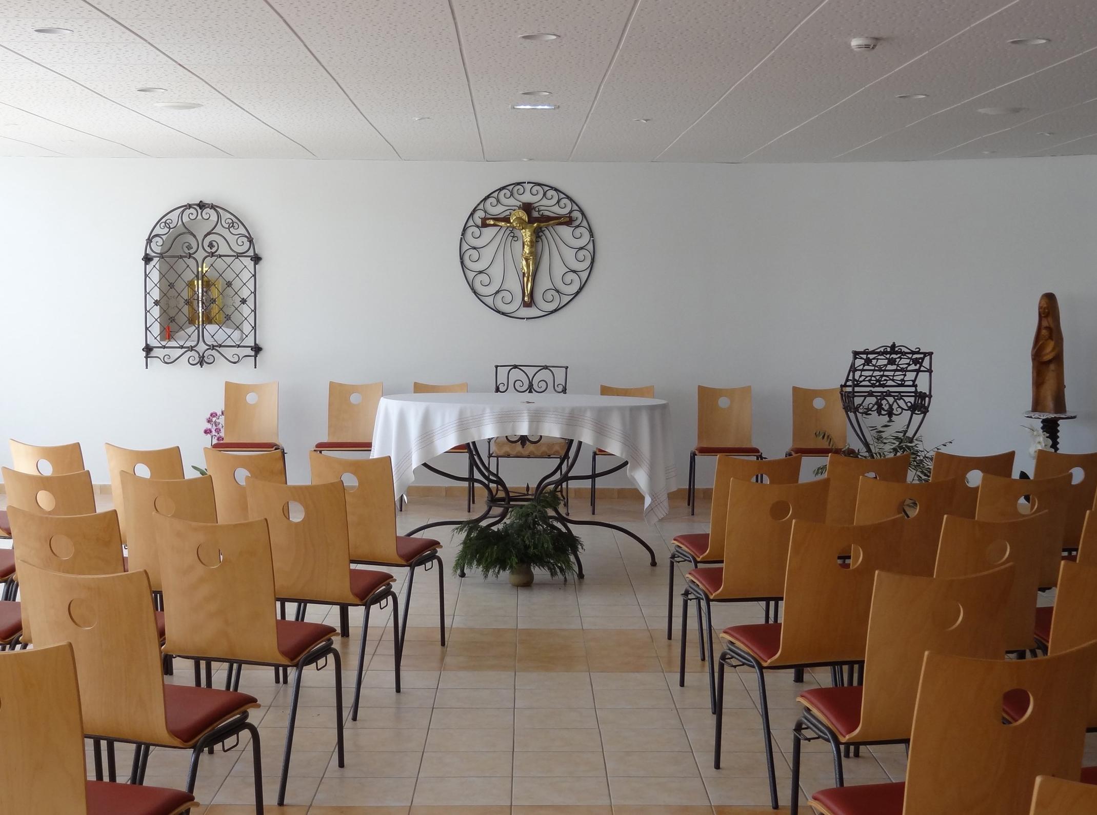 Chapelle de l'accueil