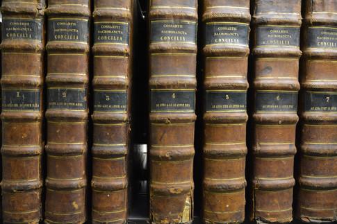Collection de livres anciens de la Bibliothèque Lucien Deiss