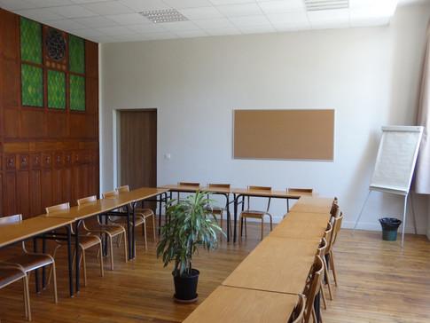 """La salle """"Amériques"""""""