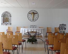 Chapelle du centre d'accueil
