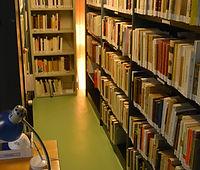 La bibliothèque Lucien Deiss