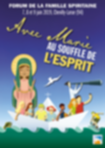 004_Forum spiritain 2019_Affiche mini.pn