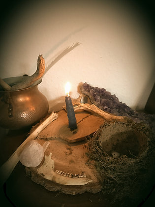 Ritualkerze (klein)