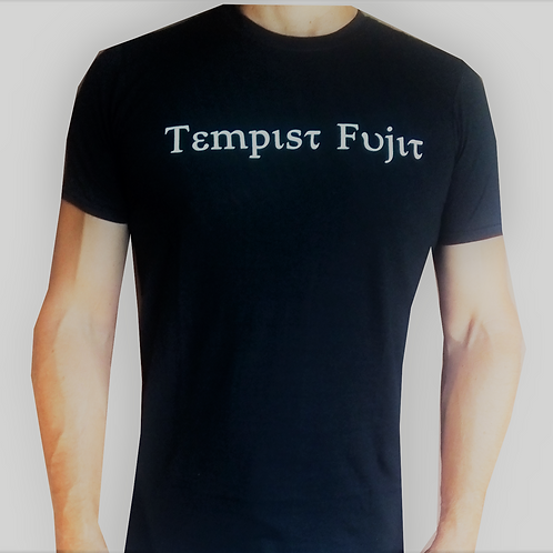 "Mens Black ""Tempist Fujit"""