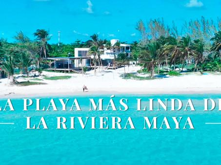 TOP 5 PLAYAS MÁS HERMOSAS DE LA RIVIERA MAYA