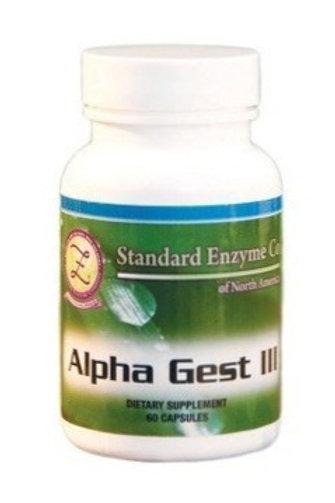 Alpha Gest III