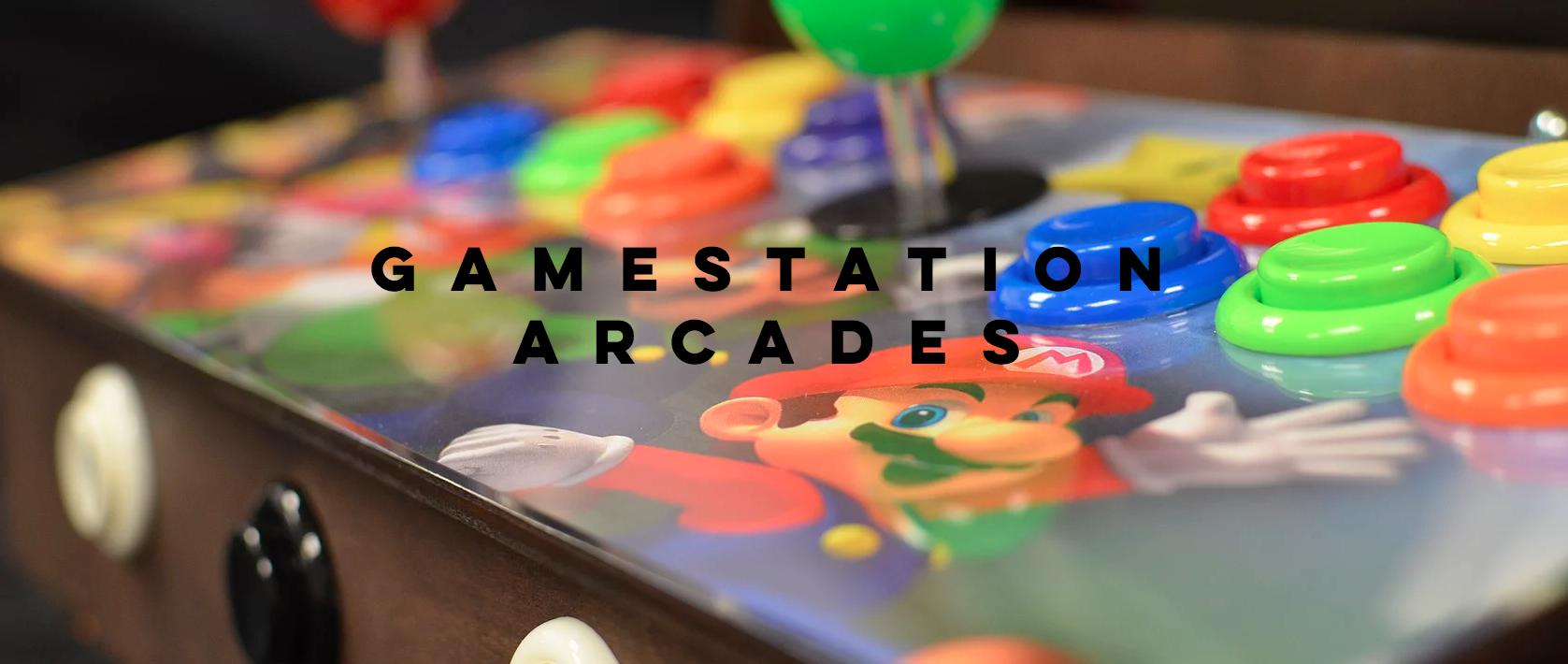 GameStation Arcades