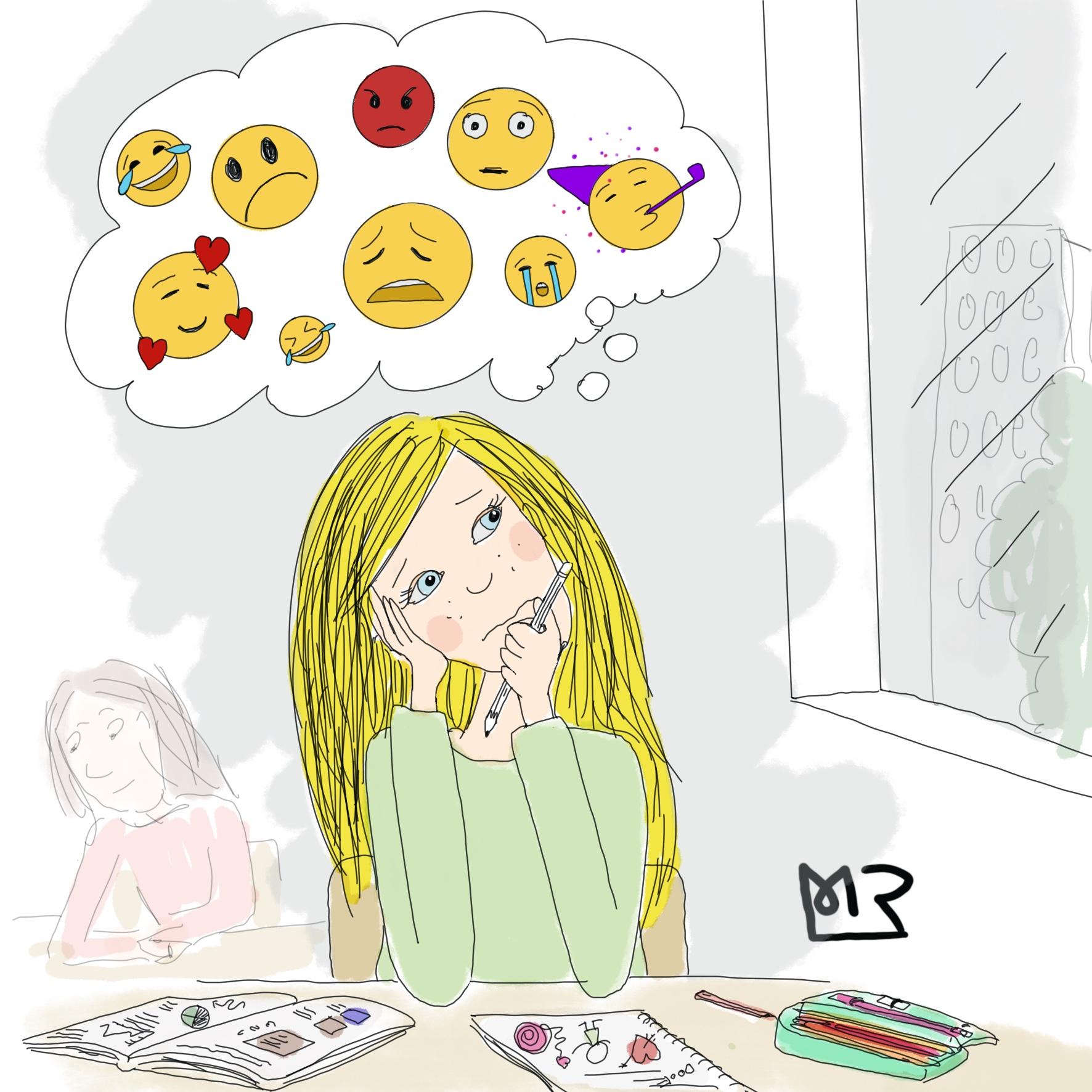 Pubertät und Stimmung