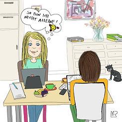 Keiner arbeitet gerne alleine