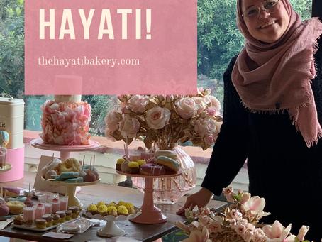 ¿Quién es The Hayati Bakery?