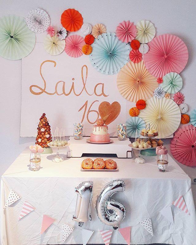 Mesa dulce 16