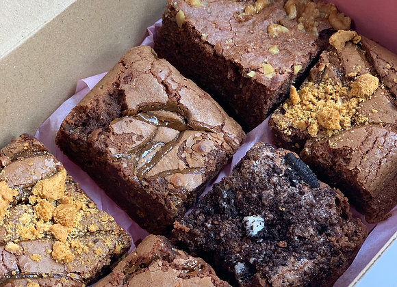 Hayati brownie box