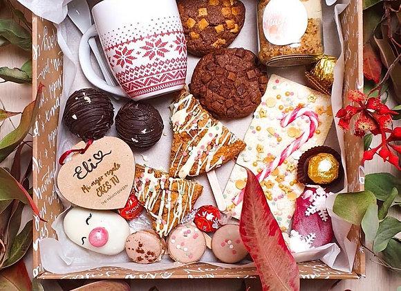 Sweet xmas hayati box