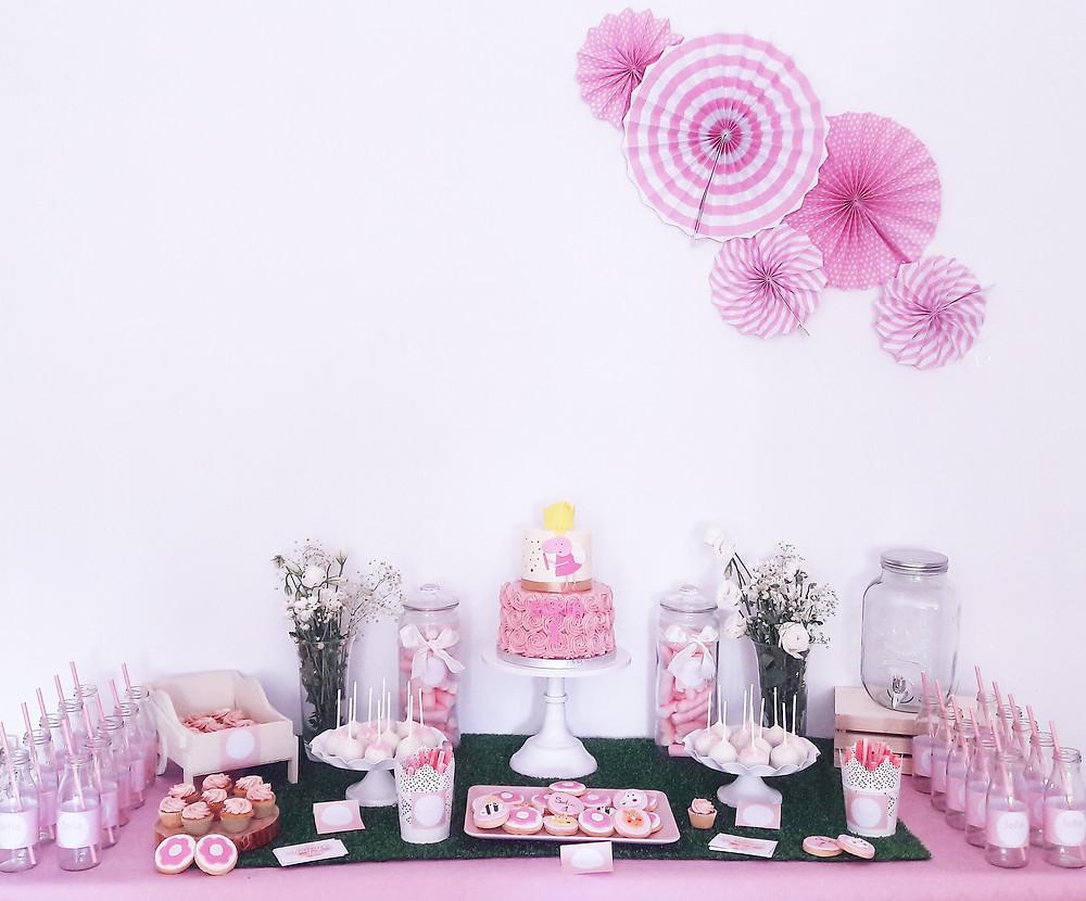 Cupcakes, Tarta, Cakepops, Galletas, peppa pig