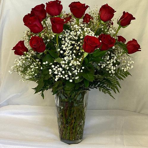 Double The Love Floral Arrangement