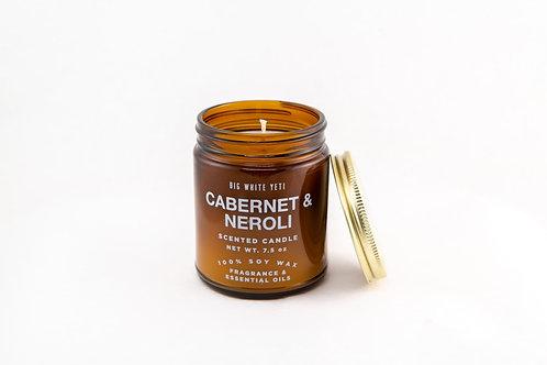 Cabernet+ Neroli Soy Candle