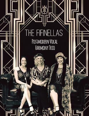 The Fifinellas - Postmodern & Vintage Jazz Trio