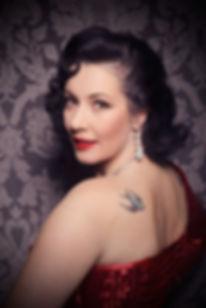Miss Annie Vintage Vocalist