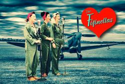The Fifinellas Vintage Vocal Trio