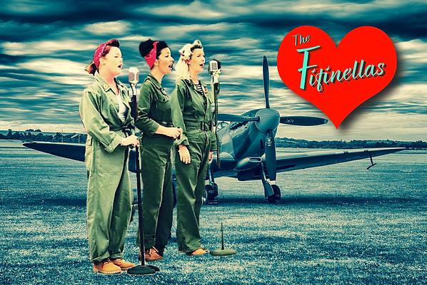 The Fifinellas - 1940s Vocal Trio