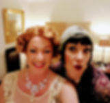 Lou & Miss Annie from The Fifinellas - Postmodern & Vintage Jazz Trio