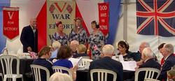 Hever Castle Wartime Sing-A-Long