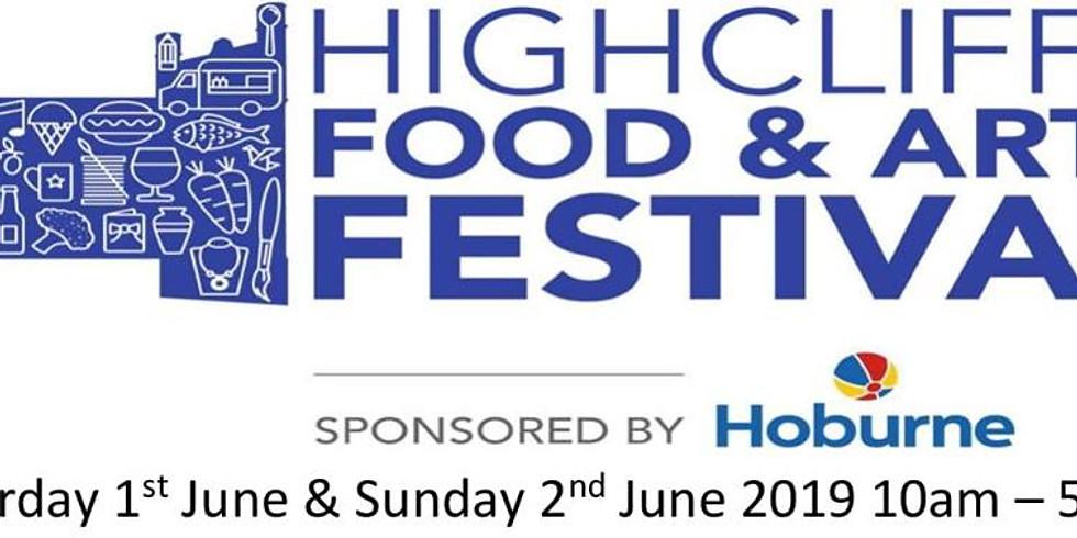 Highcliffe Food & Arts Festival