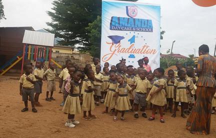Ecole au Ghana