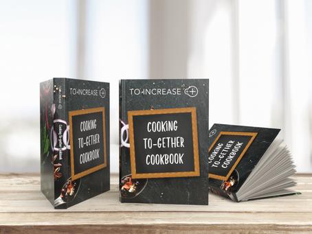 Receptenboek als kerstgeschenk