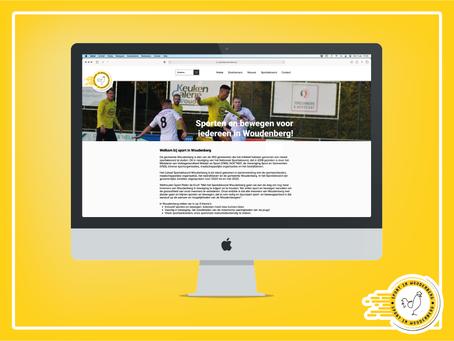 Website Sport in Woudenberg live!