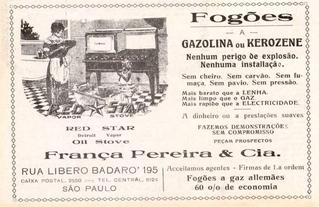 Gazolina ou Kerozene ... no seu fogão?