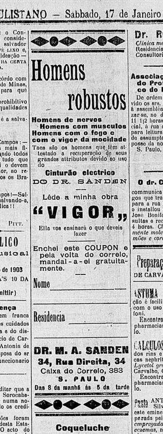 Cinturão Electrico