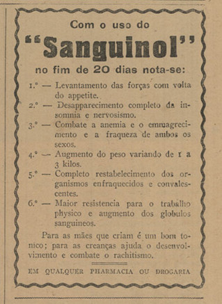 Use Sanguinol...