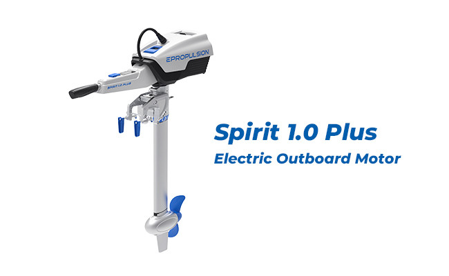 Spirit Electric Outboard Motor