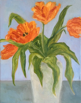Parrot Tulips Easter, 2021