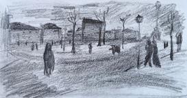 After Van Gogh 1