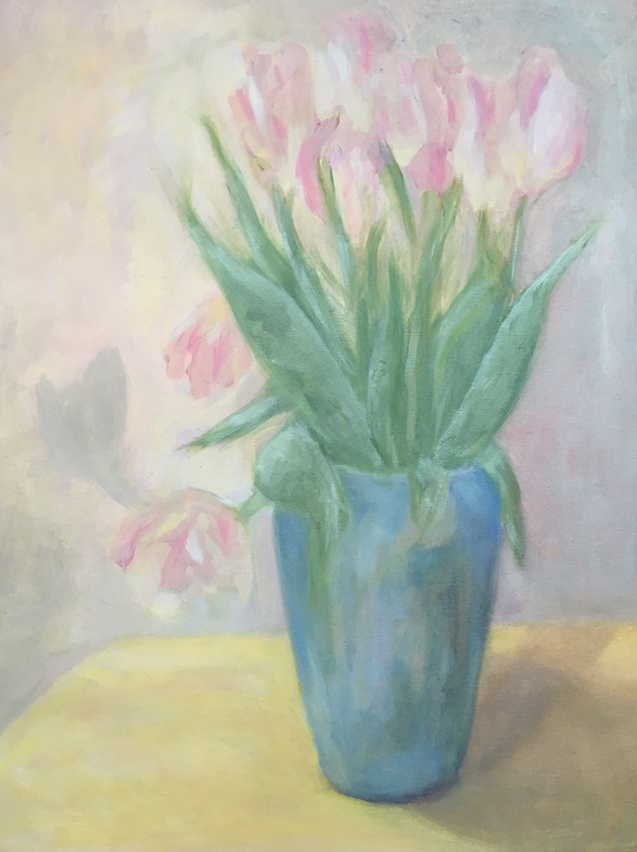 Pink Tulips 2018