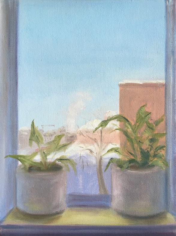 Studio Window February 2021