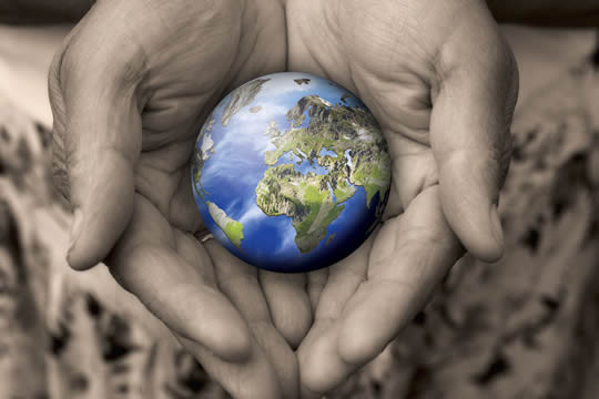 Do you want to change the world? We do