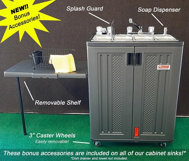 Standard Electric Cabinet Sink
