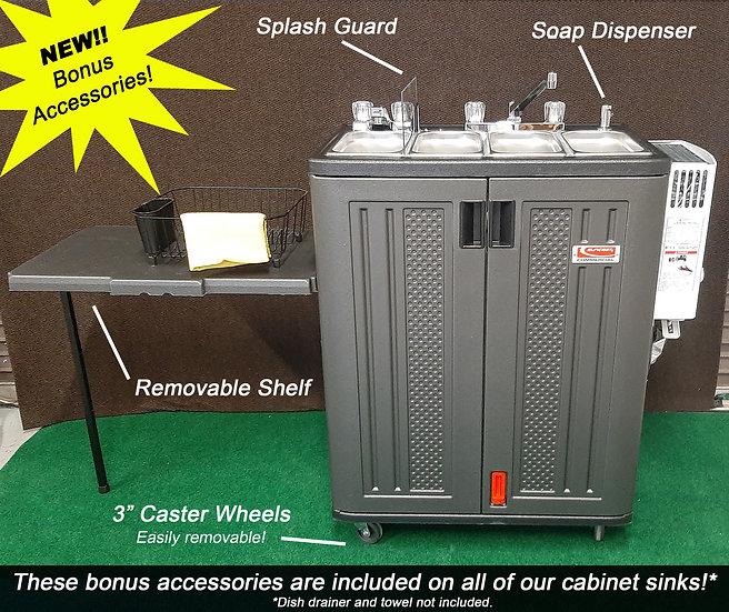 Propane Cabinet Sink