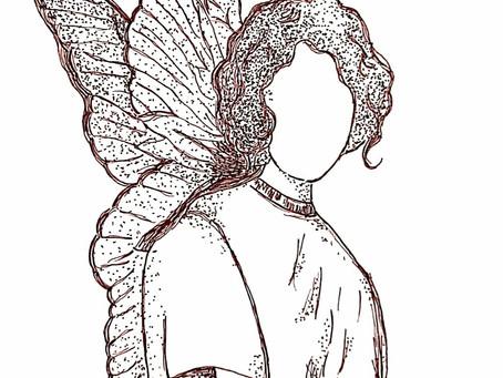 """""""guardo faltas dentro do peito"""": um texto de Priscila Reinaldo"""