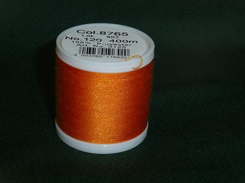 8765 orange Aerofil 120 Nähgarn Quiltgarn Garn für die Nähmaschine