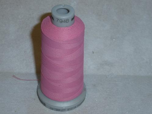 7948 hell rose Frosted Matt Stickgarn für die Stickmaschine von Madeira