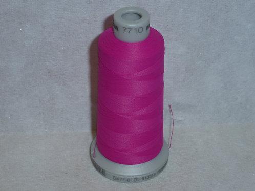 7710 pink Frosted Matt Stickgarn für die Stickmaschine von Madeira
