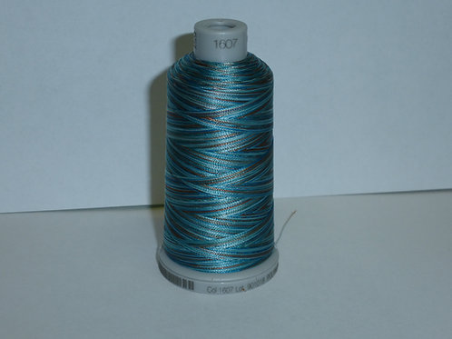 1607 Madeira Verlaufsgarn Multicolor Stickgarn für die Stickmaschine
