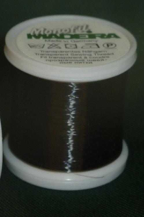 1000 rauch Monofil transparentes Nähgarn für dunkle Stoffe Garn Nähmaschine