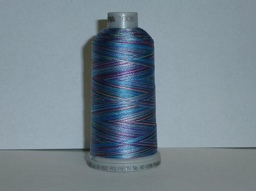 1606 Madeira Verlaufsgarn Multicolor Stickgarn für die Stickmaschine